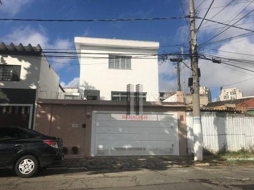Imagem 1 de 30 de Sobrado Para Alugar, 250 M² Por R$ 4.500,00/mês - Vila São José (ipiranga) - São Paulo/sp - So1596