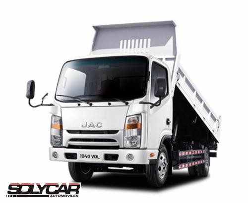 Jac Hfc 1040 Kt Volcadora Abs 0km 2020 Entrega Inmediata!