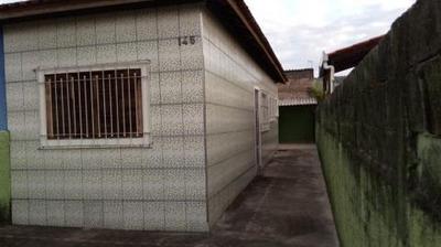 Casa Geminada, 1.000 Metros Da Praia, Ref. 5194 L C