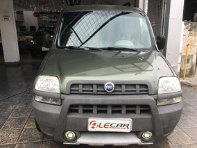 Fiat Doblo Adventure Flex 1.8 2006