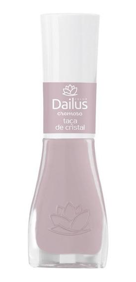 Dailus Esmalte Cremoso 8ml - 239 - Taça De Cristal