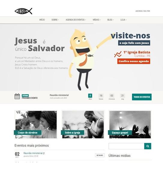 Portal Para Igreja