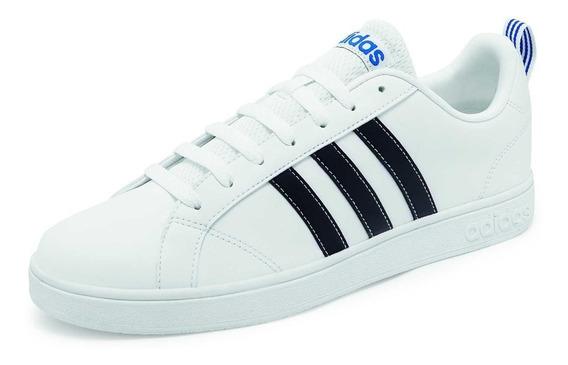 Tenis adidas F99256 Urbano Caballero Color Blanco/negro