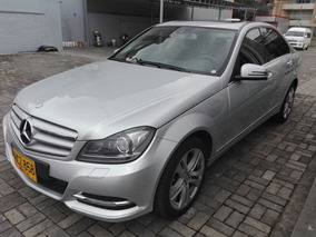 Mercedes Benz Clase C200 Cgi