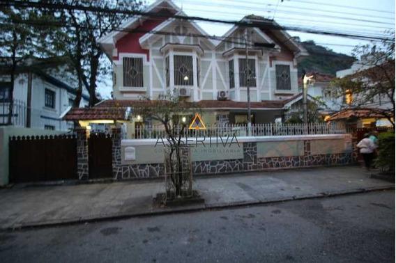 Urca Casa Duplex Colada Na Praia Vermelha E Pão De Açúcar - Flca40001