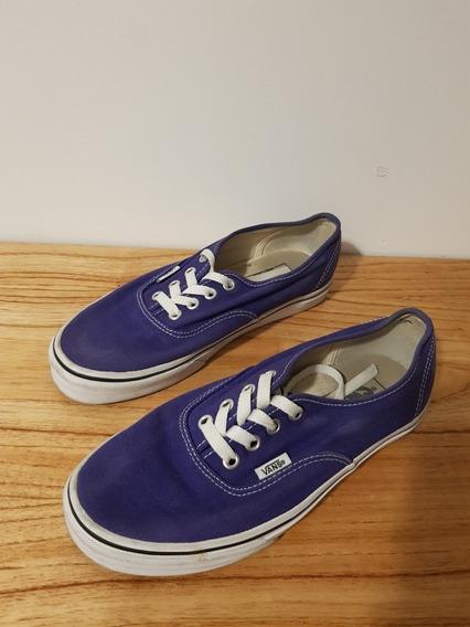 Zapatillas Vans Authentic Mujer Violeta