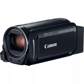 Filmadora Full Hd Canon Vixia Hf-r800 Entrada Microfone