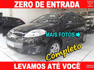 Fiat Palio Attractive Completo / Financiamento Sem Entrada