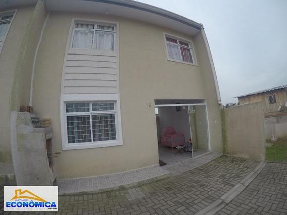 Casa Para Venda Em Fazenda Rio Grande, Nações, 2 Dormitórios, 2 Banheiros, 1 Vaga - 929_2-895855