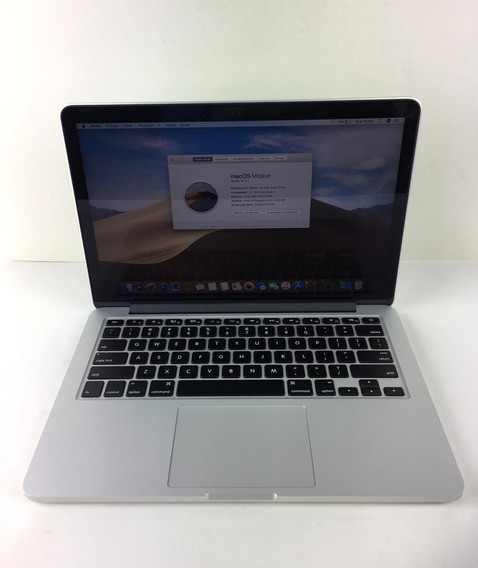 Macbook Pro 2015 I5 8gb 2,7ghz 256ssd Apple Semi Novo (até 100 Ciclos)