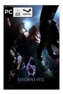 Resident Evil 6 || Pc - 100% Original ||