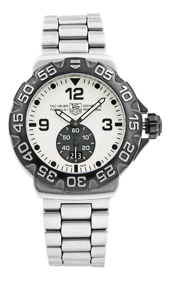 Relógio Tag Heuer Formula 1 Wah1011 Grande Date Completo