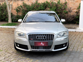 Audi S8 5.2 Fsi Quattro V10 40v Gasolina Tiptronic - 2007
