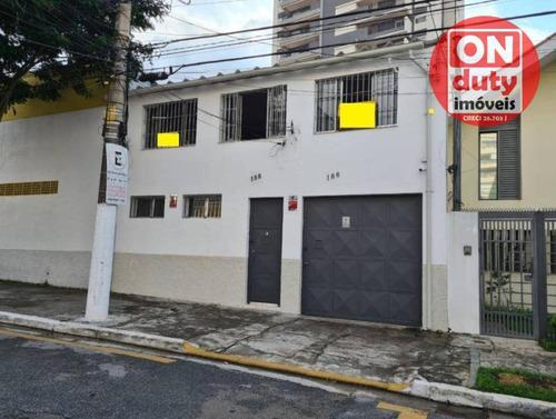 Galpão À Venda, 250 M² Por R$ 1.190.000,00 - Cambuci - São Paulo/sp - Ga0103