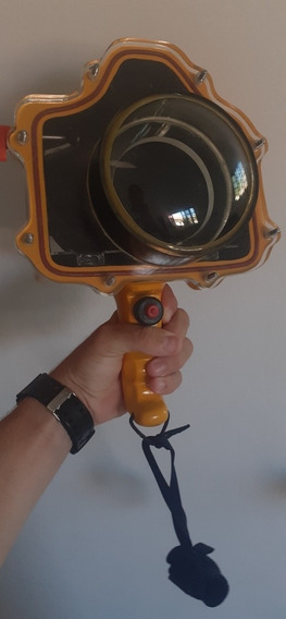 Caixa Estanque (para Canon 7d) Suporte Gopro