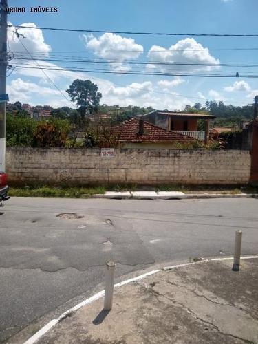 Terreno Para Venda Em São Paulo, Parque Do Lago - 585_1-1318380