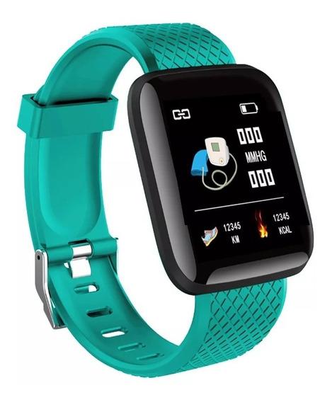 Smart Band 116 Plus Frecuencia Cardíaca