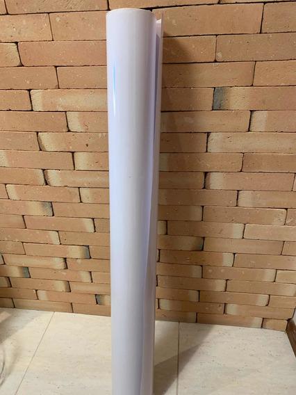 Bobina De Papel Gloss C/brilho Para Plotter 91,4cm Com 4 Kg