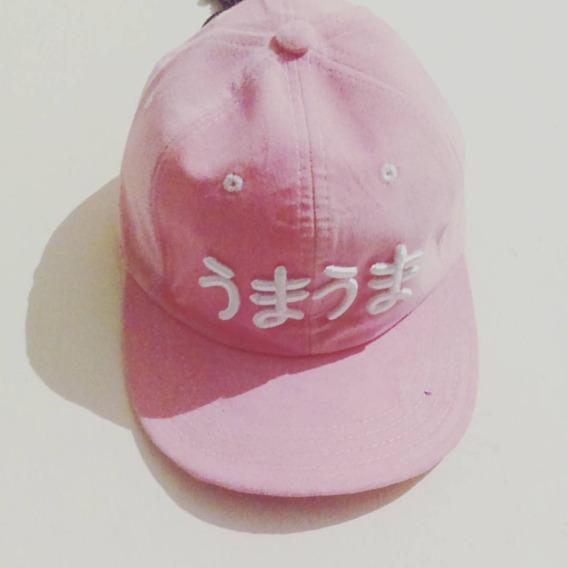 Gorra Terciopelo Rosa Unisex Ajusta Pink Velvet Japón