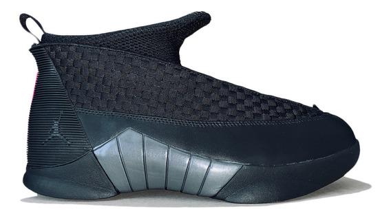 Tenis Air Jordan 15 Retro 881429-001 Nike Basket Lebron Kobe