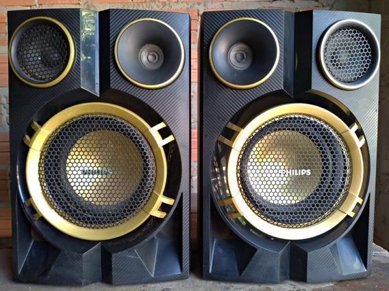 Par De Caixas De Som Philips Fx50x/78