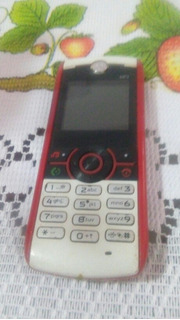 Celular Motorola W231=defeito