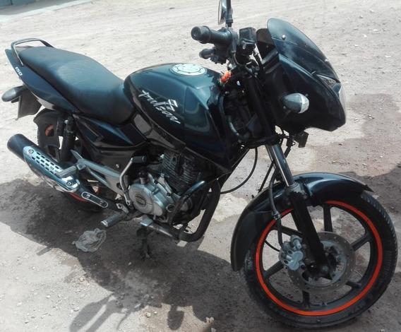 Vendo Moto Lineal Pulsar 150 Modelo 2012