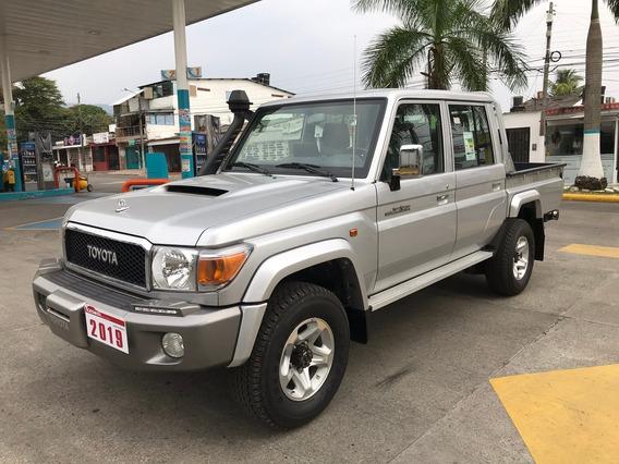 Toyota Land Cruiser Vdj79l Doble Cabina Diesel 4x4 Full Equi