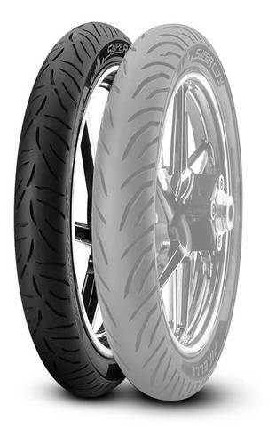 Cubierta Pirelli 2.75 18 (42p) Super City Del La Cuadra Moto