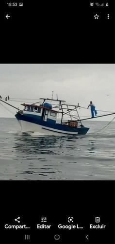 Barco De Pesca  Mercedes Benz