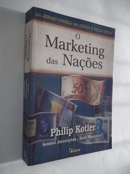 Livro - Marketing Das Nações - Philip Kotler
