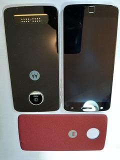 Motorola Moto Z Play 32gb Xt1635 - Sem Caixa E Carregador