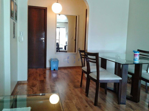 Apartamento 90m², 3 Dormitorios, 1 Suíte, 1 Vagas - Bosque Da Saúde - Ap0686