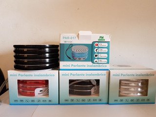 Mini Parlante Inalambrico Bluetooth Inova Par-017 Microcentr