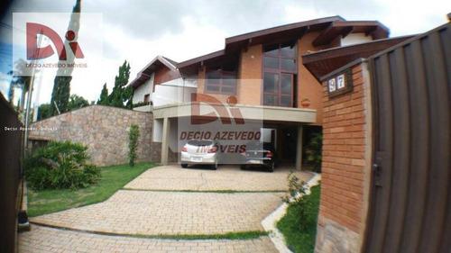 Casa Com 3 Dormitórios À Venda Por R$ 1.200.000,00 - Jardim Das Nações - Taubaté/sp - Ca0072