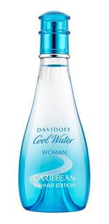 Davidoff Cool Water Caribbean Summer Edition Spray