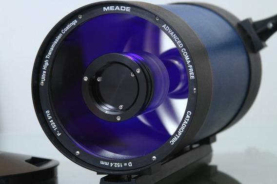 Telescópio Meade Schmidt Cassegrain 6pol Uhtc Acf F10, Ota