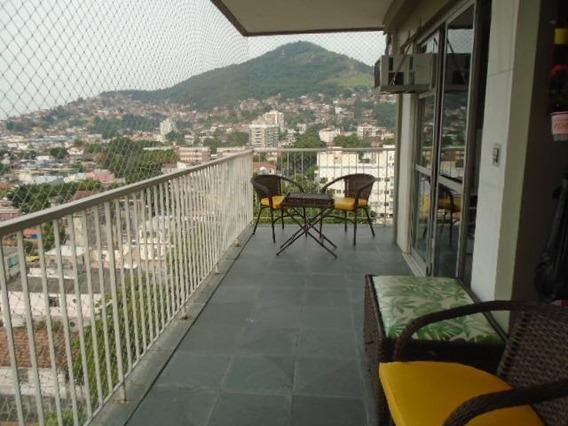 Apartamento Em Campinho, Rio De Janeiro/rj De 103m² 3 Quartos À Venda Por R$ 550.000,00 - Ap206764