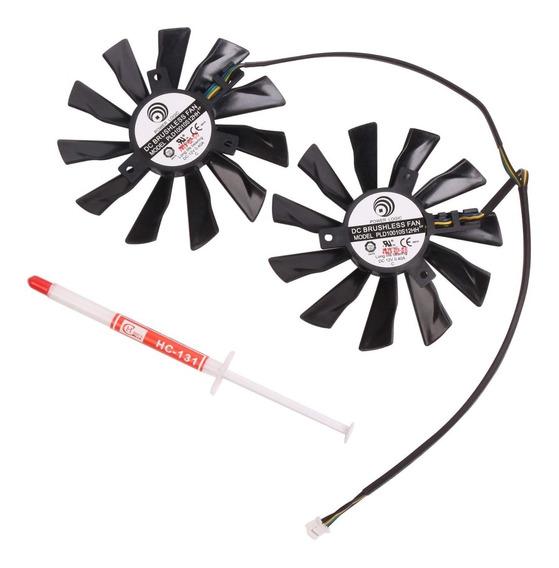 Cooler Para Msi R9-290x 280x 270x R7-260x Gtx 760 770