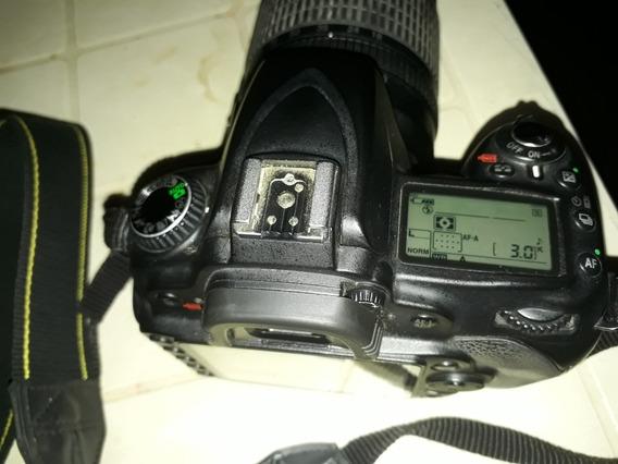 Vendo Uma Câmera Fotográfica Profissional Nikon D90. Usada.