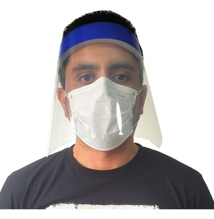 Protetor Facial Face Shield - Pronta Entrega