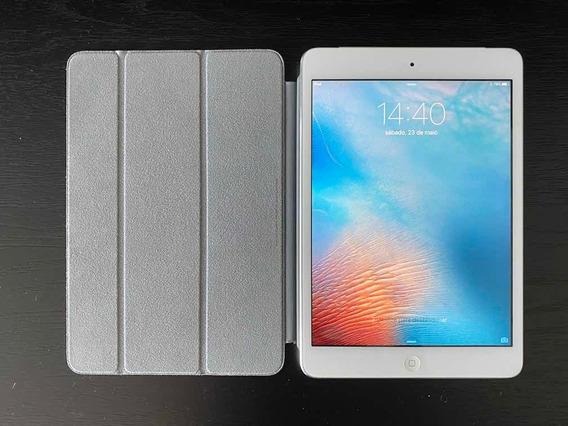 iPad Mini 2 Wi-fi + Cellular 32gb + Smart Case