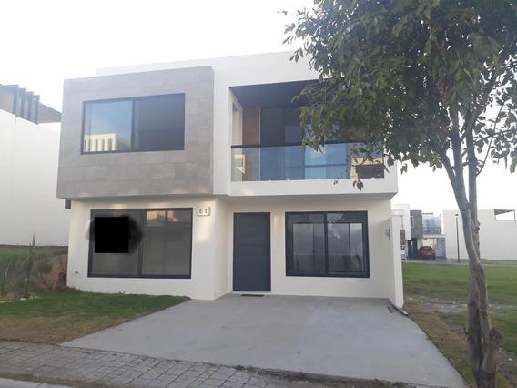 Casa En Venta Parque Nuevo León (cascatta) Lomas D Angelopol