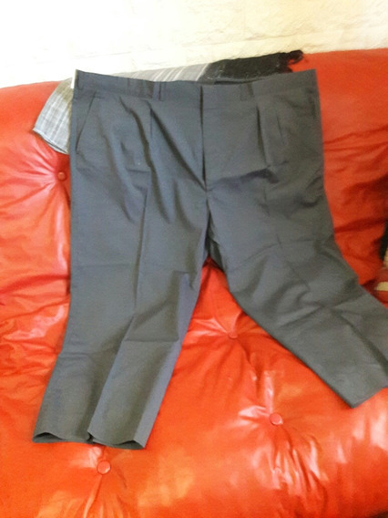 Pantalon De Vestir Hombre Talle 70 Especial Xxl Gordos