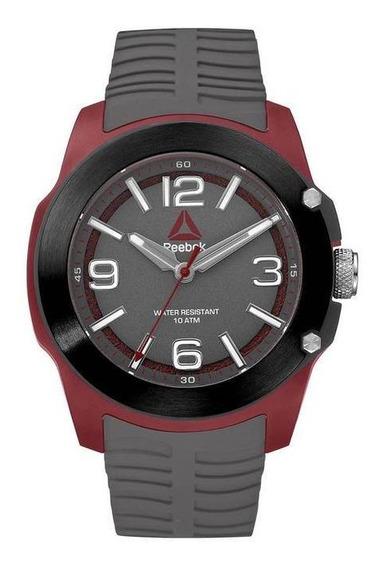 Reloj Reebok Para Caballero 300ct Modelo Rd3ctg2pbiaa4 Gris