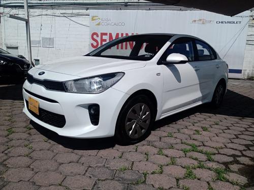 Imagen 1 de 14 de Kia Rio 2020 1.6 Sedan Ex At