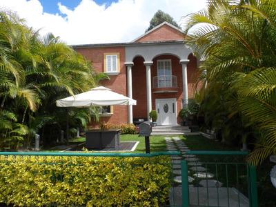 Casa En Venta Alto Hatillo Mb1 Mls18-552