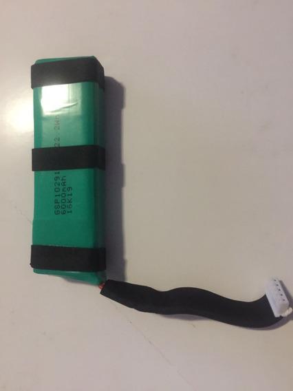 Bateria Jbl Charge 3 Original 3.7v 6.000 Mah Nova