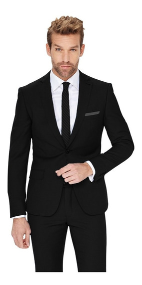Blazer+ Calça Masculino Slim Oxford 100% Poliéster+qualidade