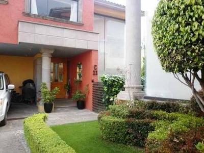 Casa En Renta En San Nicolas Totolapan Magdalena Contreras
